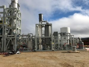 Power Plant Engineered to Reduce or Eliminate Pollution